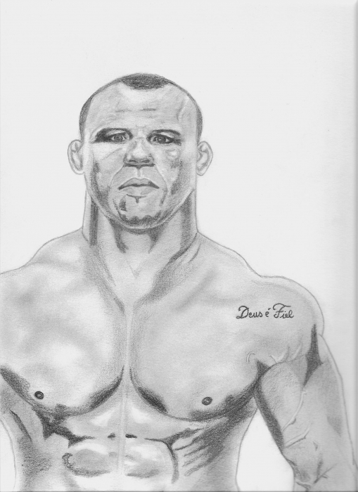 Wanderlei Silva by jerome09100